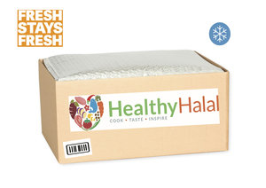 Delivery Box-Healthy-Halal Online | Halal Meat Online | UK Next Day