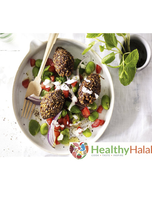 Lebanese lamb kibbeh healthy halal online halal meat online uk healthy halal online uk delivery meat frying lamb forumfinder Image collections