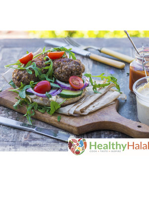 Recipe boxes healthy halal online halal meat online uk next day pistachio lamb koftas with apricot relish forumfinder Images