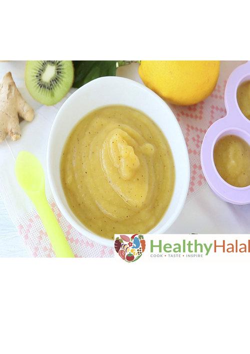 Creamed Organic Chicken Potato Healthy Halal Online Halal Meat