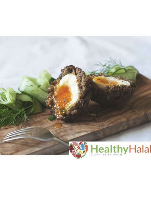 Beef scotch egg healthy halal online halal meat online uk next healthy halal online uk delivery meat beef scotch forumfinder Image collections