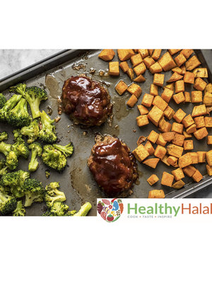 Recipe boxes healthy halal online halal meat online uk next day baked bbq meatloaf forumfinder Image collections