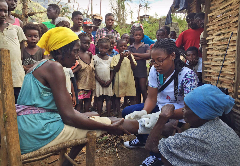 Doctors without borders -