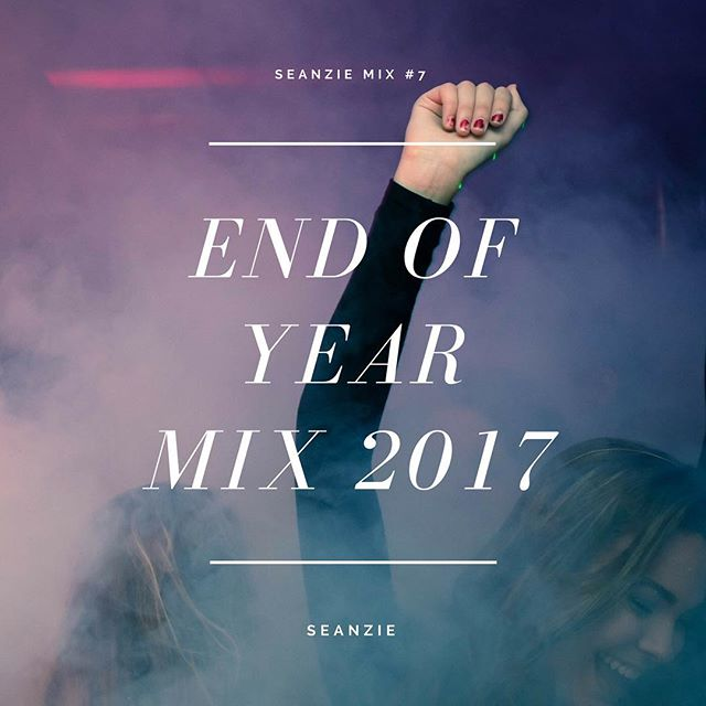 Check out my latest mix just in time for the end of the year!  bit.ly/Seanzie_Mix7