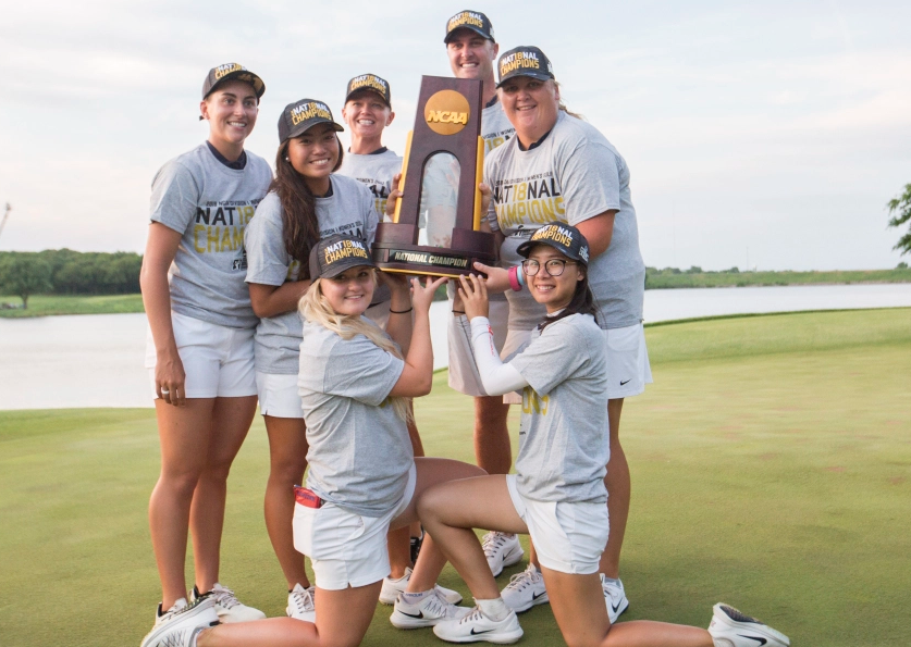 Arizona Wildcats, 2018 NCAA Womens golf champions