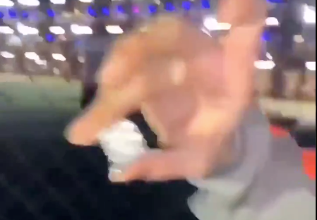 Lil Pump Gets His Ring Back