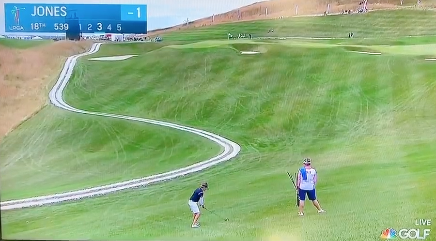 Why, Oh Why Files? Senior LPGA At Pete Dye's French Lick Mountaintop Mess ? Geoff Shackelford