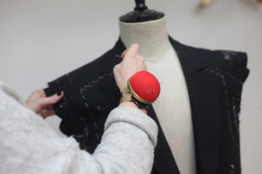 Des créations d'exception - Couture