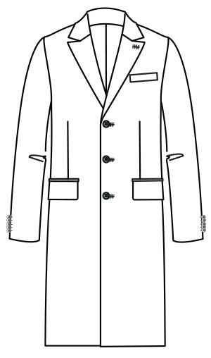 Sherman coat