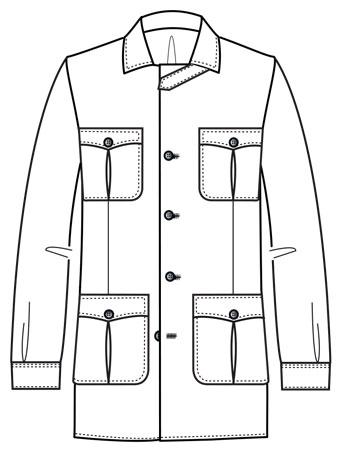 Oued parka jacket