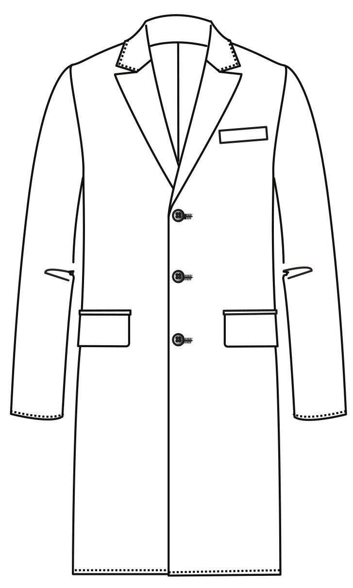 Manteau Harvey