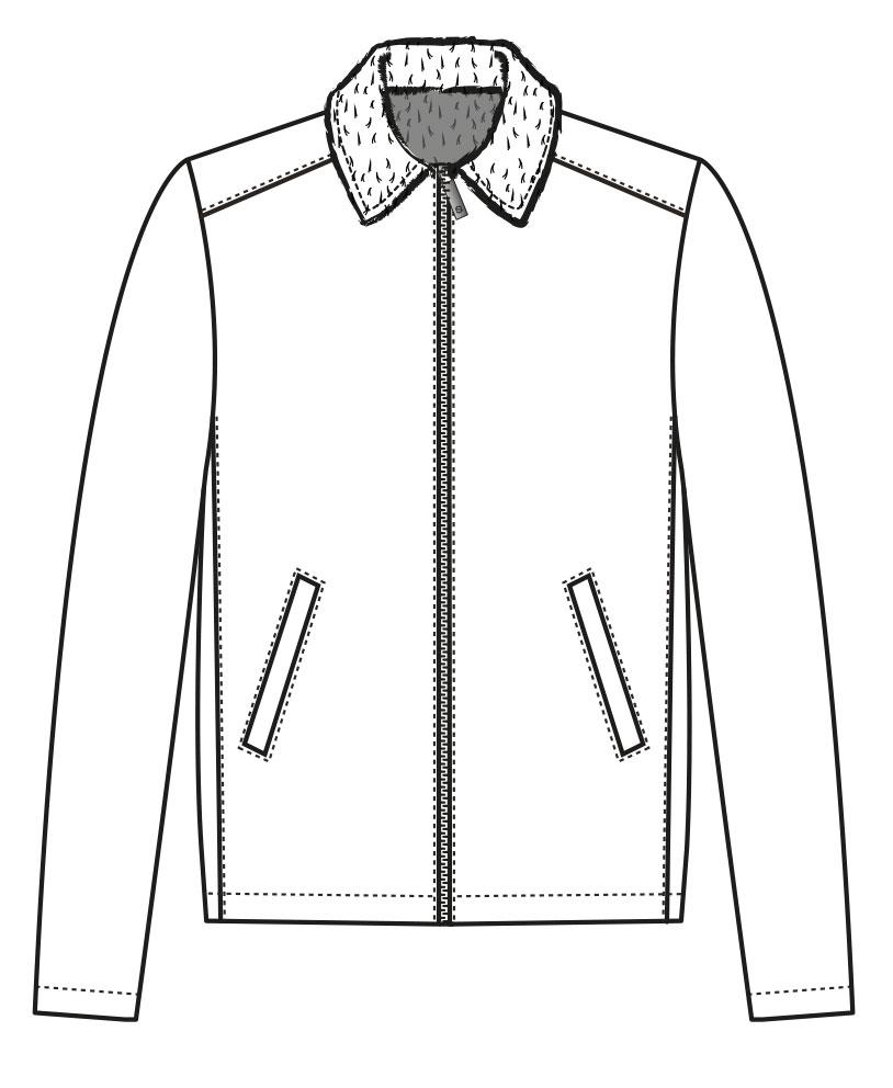 Brody Sheepskin Jacket