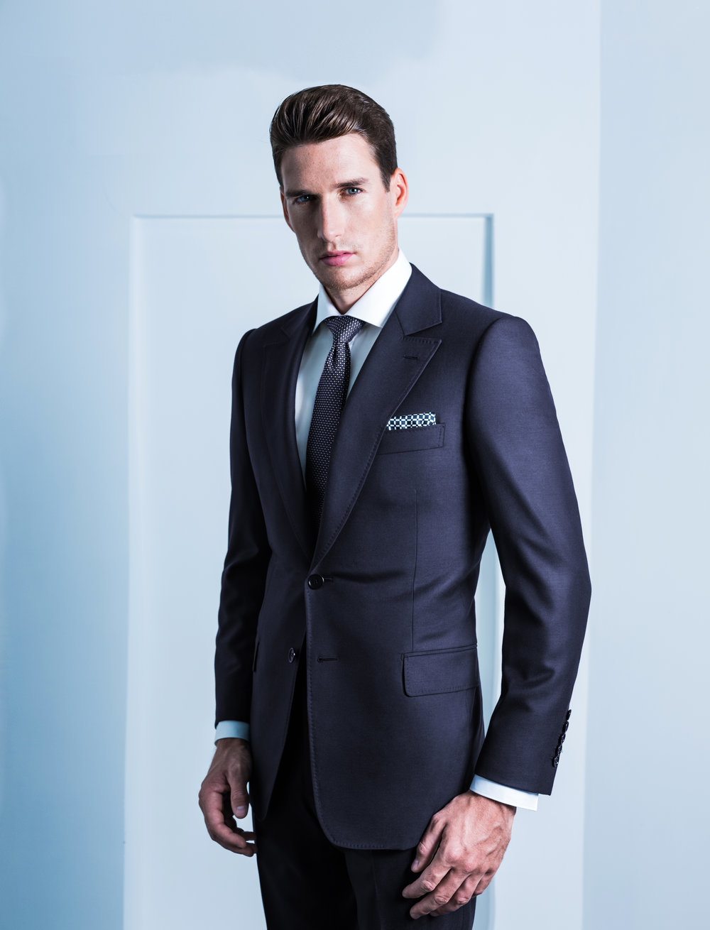 To enhance men - The Suit