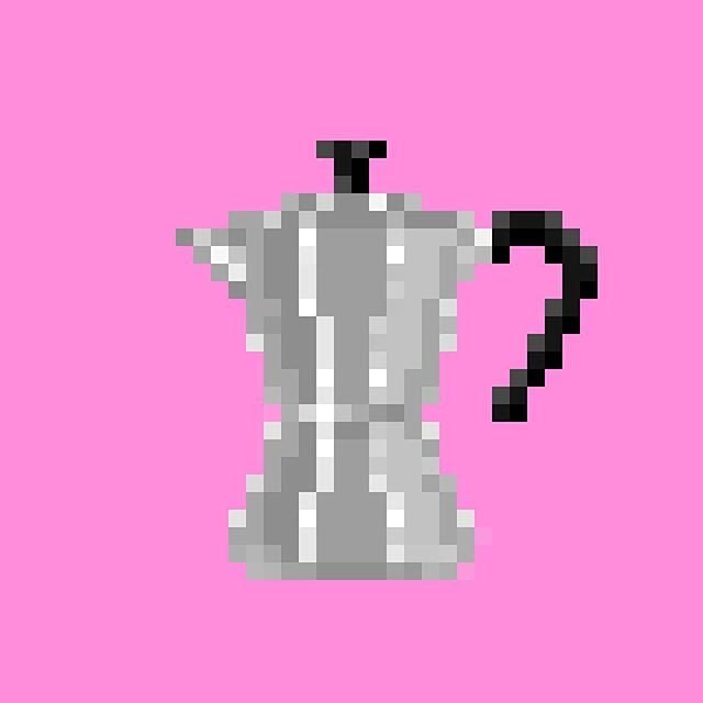 Make a Moka (Pot)