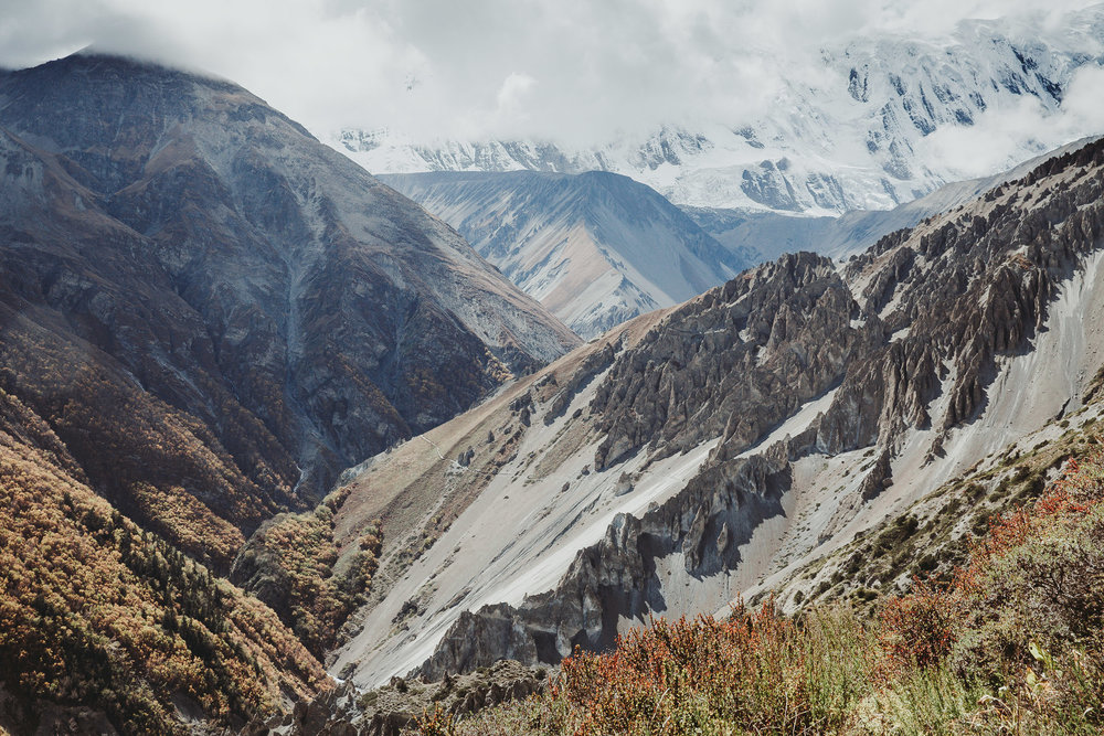 The Annapurna Circuit Trek