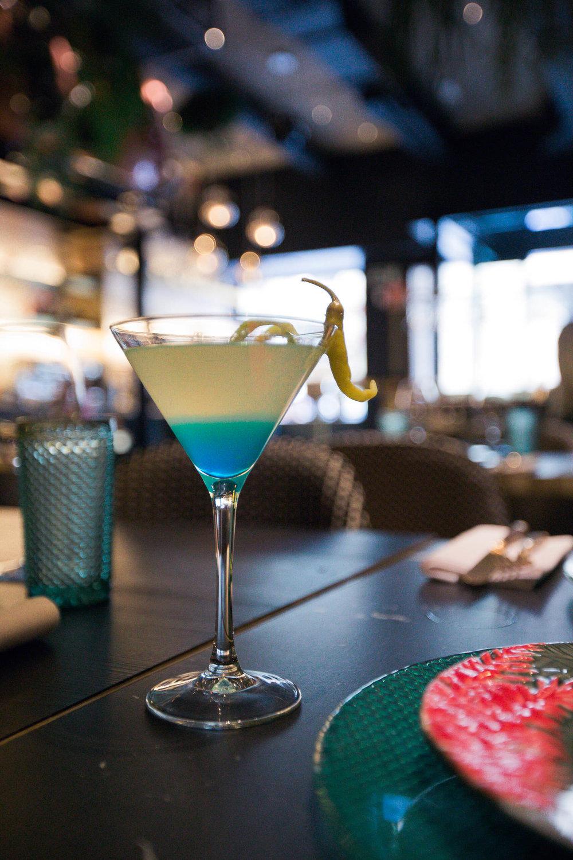 Basuki Bilbao - Cocktails