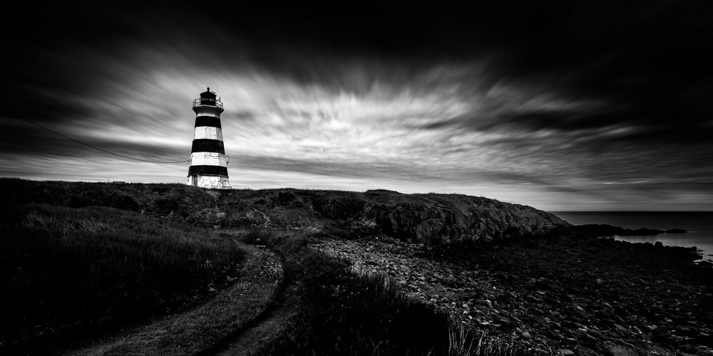 Brier Island Lighthouse I