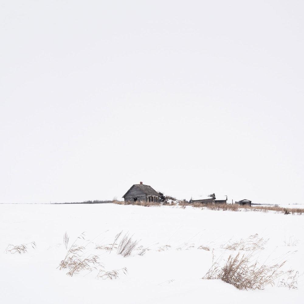 Prairie Winter I