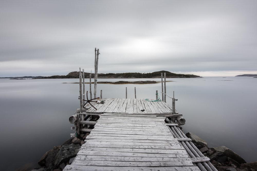 Newfoundland Fishing Stage