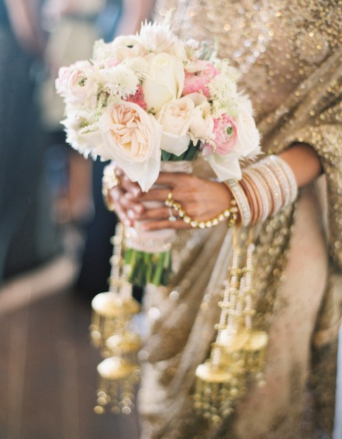 RASHI & MANOJ - This charming couple wanted a wedding that honored not only their Indian heritage but also …MORE ›