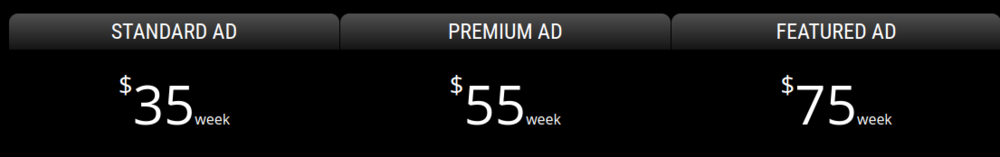 When The Hidden Pages attempted to create new weekly prices. They never responded to me about if it was a glitch or not. So, I'm guessing these prices were real after all.