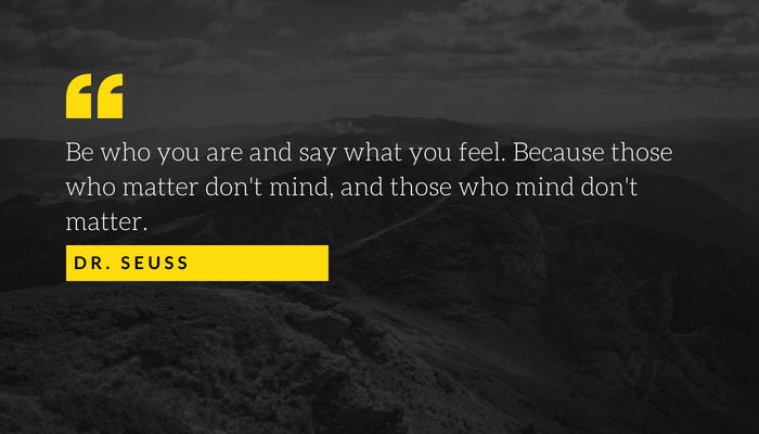 I created this image for one of my favorite quotes with Canva.