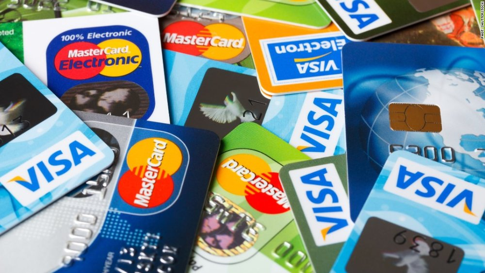 Credit cards lol. Image courtesy of  Compare Cards.