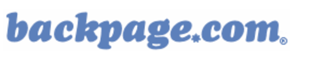 Backpage logo 2011. Image courtesy of  Bitcoin.com.