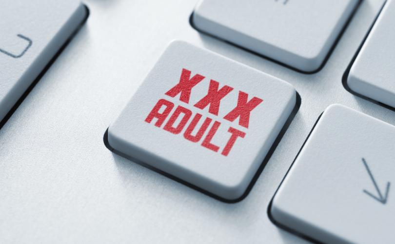 Censoring of adult websites since SESTA & FOSTA. Image courtesy of  LifeSite.