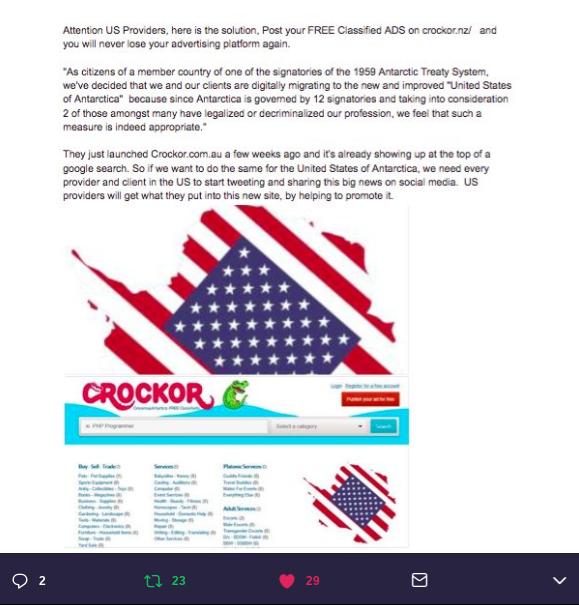 Crockor USA Announcement