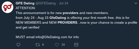 CURRENT DEAL:  Now until August 15th, providers & clients who sign up today get their first month free!