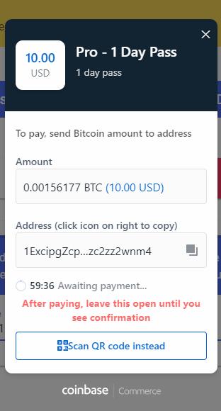 3. PrivateDelights Bitcoin Wallet