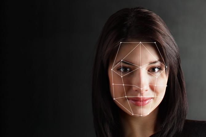 Facial recognition.