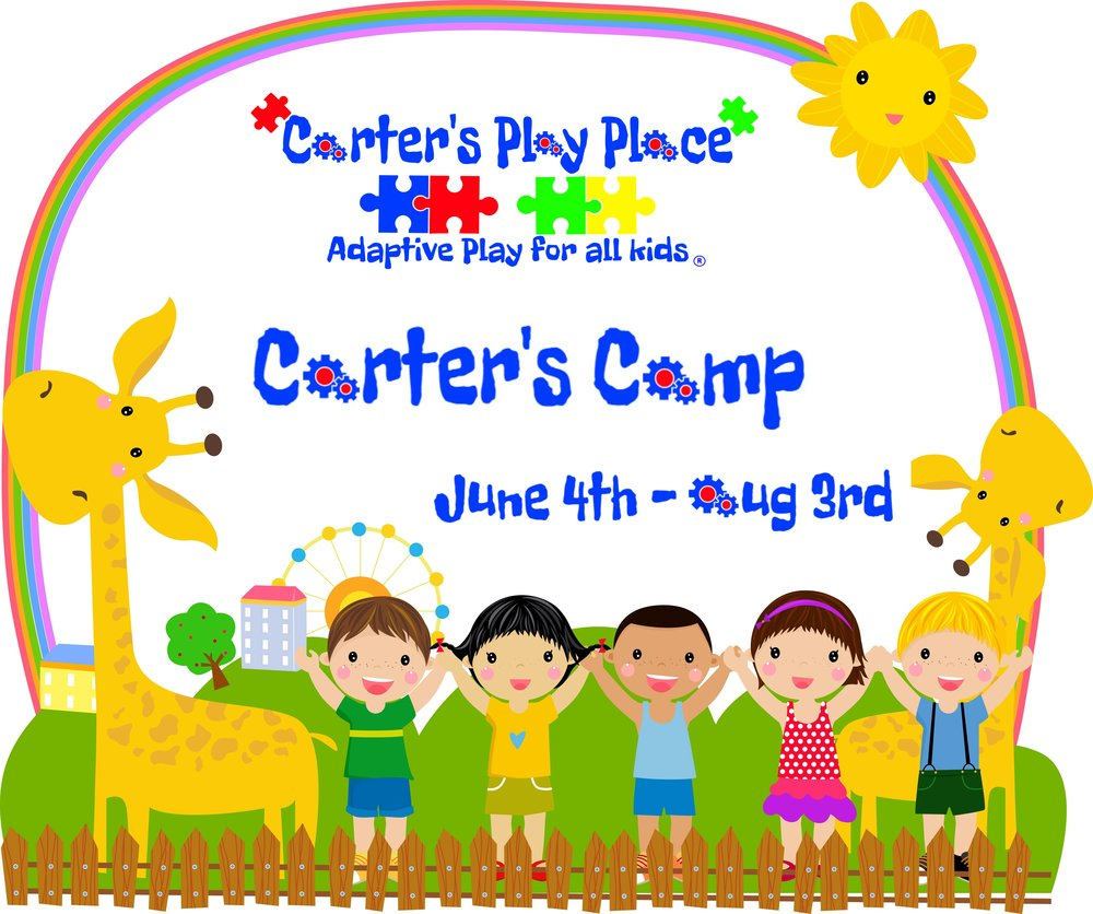 Carter's Summer Camp 2018! -