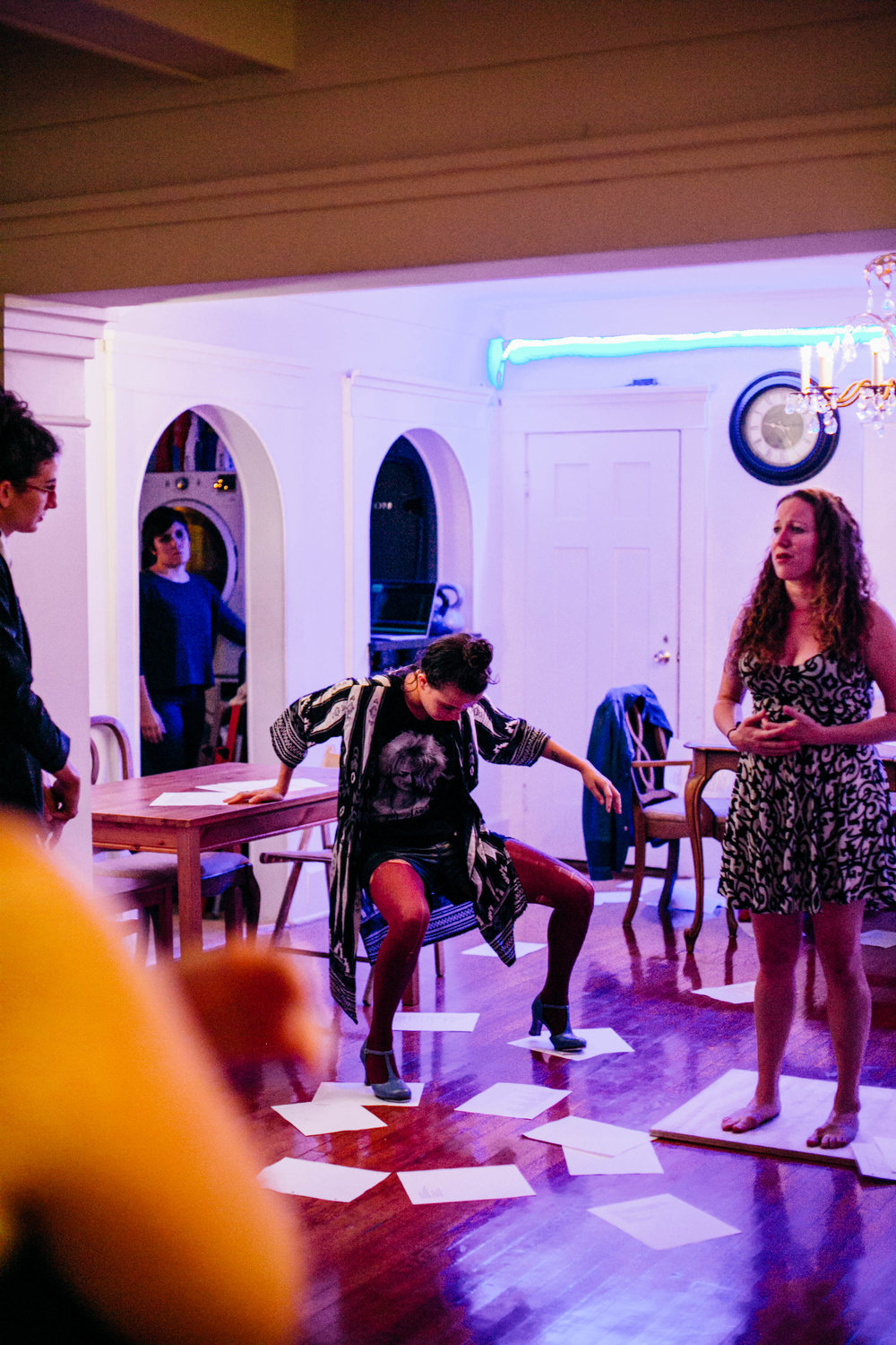 Immersive Theatre 101: Creative Producing at the Cutting Edge -