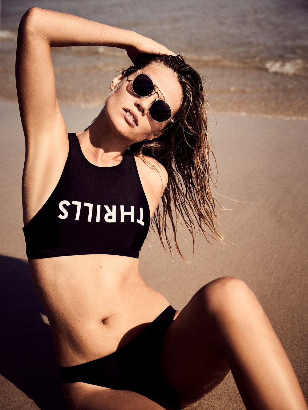 Bikini |  Thrills , Sunglasses |  Sabre