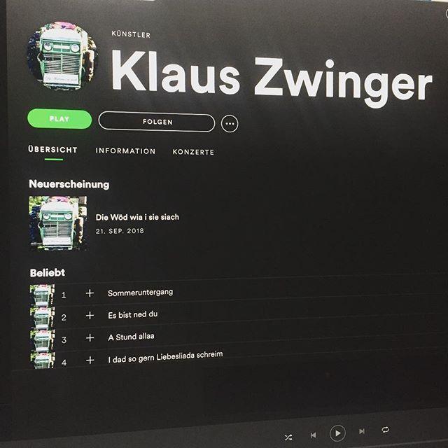 mein #album gibt's übrigens nicht nur auf #cd & #lp, sondern auch zum streamen auf #spotify, #applemusic, #amazon, #bandcamp, etc.! 😉 . . . #streaming #austropop #musik #dialekt #mundart #österreich #burgenland #wien #mönchhof #singersongwriter #debutalbum #spinnup