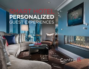Control4 - Hospitality Solutions