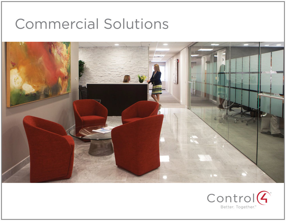 Control4 - Commercial Solutions
