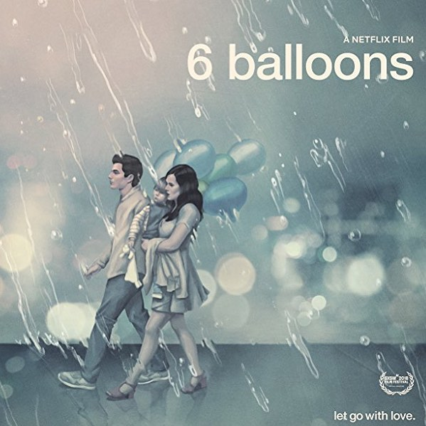 Check out #6Balloons! #Netflix and Campfire's latest film is out April 6th. Click the link in our bio to watch the trailer!