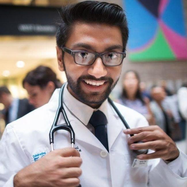 Aashay Patel - CSO & Co-founder