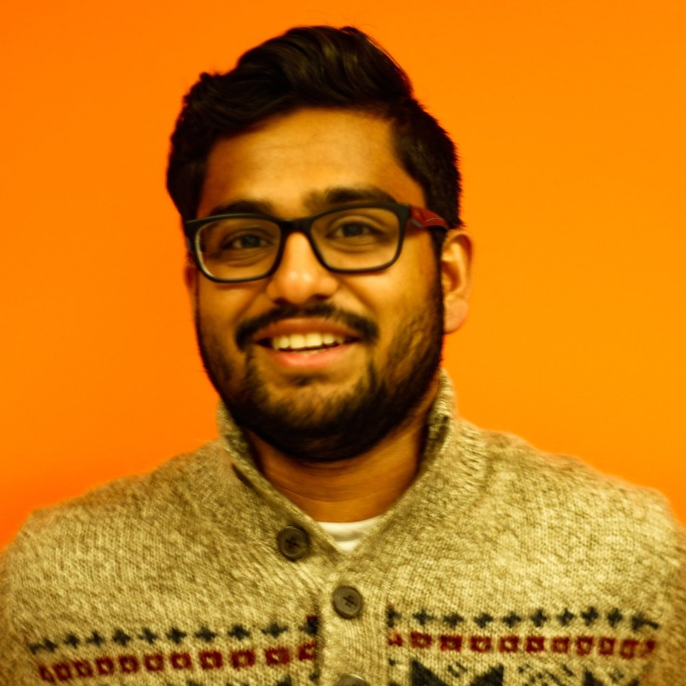 Ayush Kumar - CEO & Co-founder