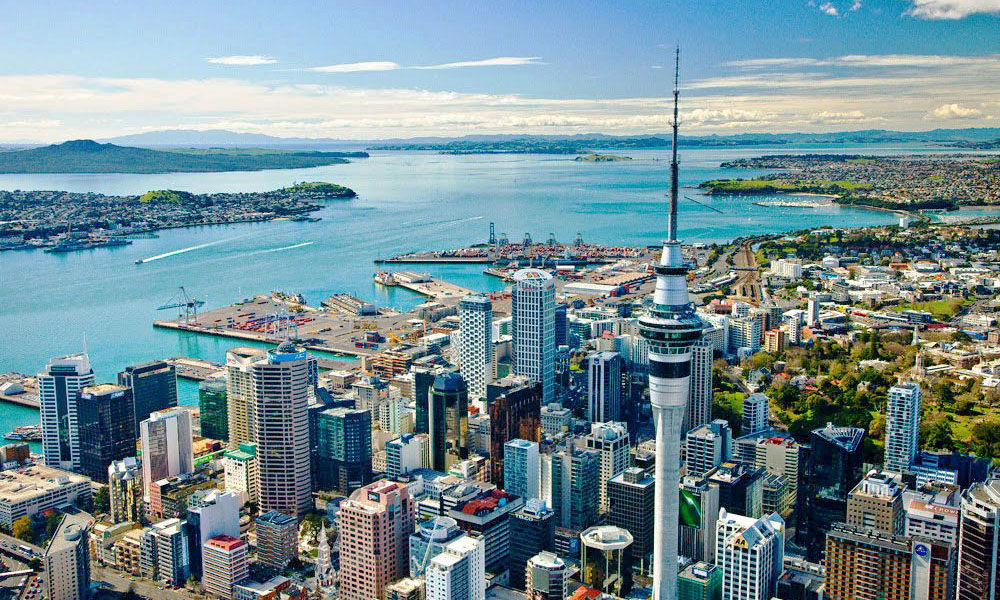 Where our offices are located in Auckland, New Zealand.