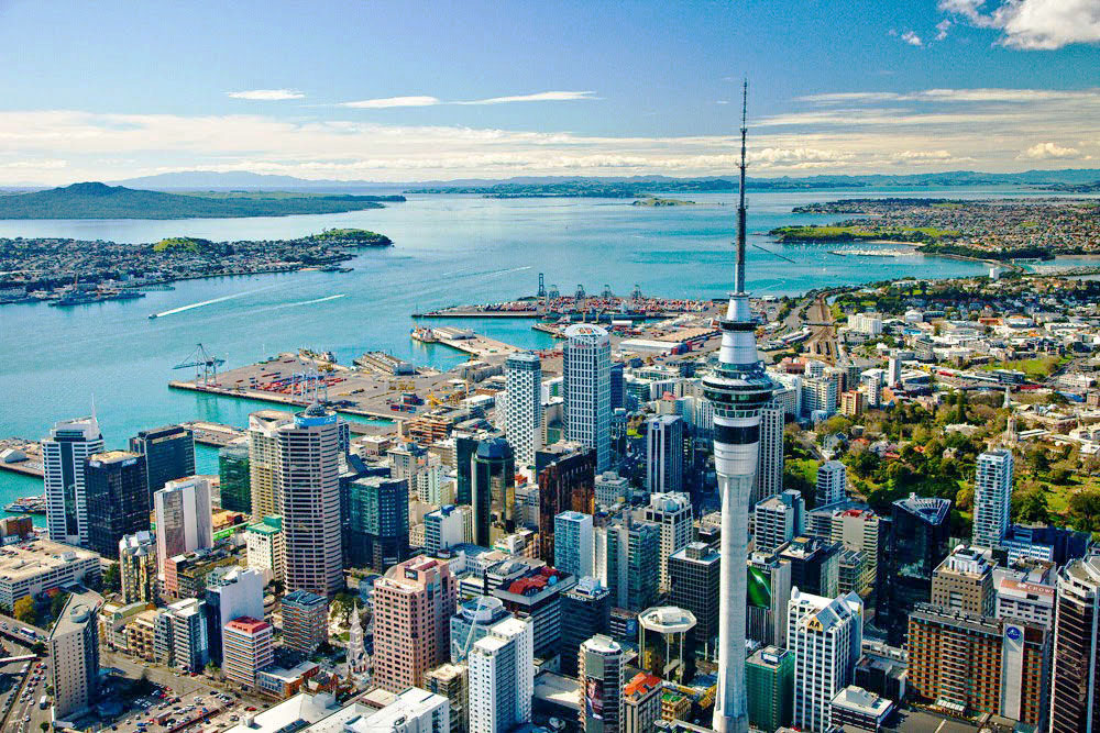 Our offices are based in Auckland, New Zealand.  Read more about Propellerhead and New Zealand here >>