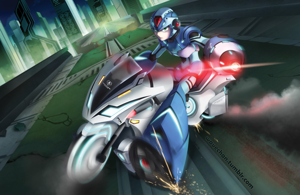 Mega Man X Ver. Ke
