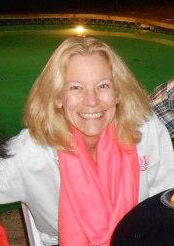 Headshot of Claudia Fletcher.