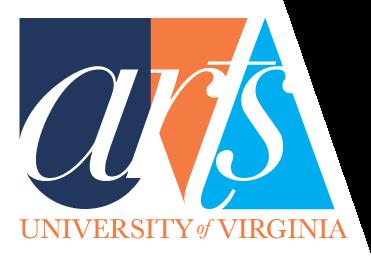 Logo of UVA Arts.