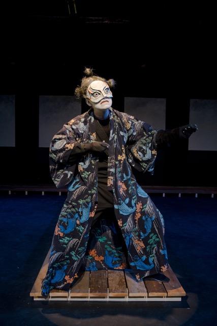 War With the Newts, 2009, Sandbox Theatre