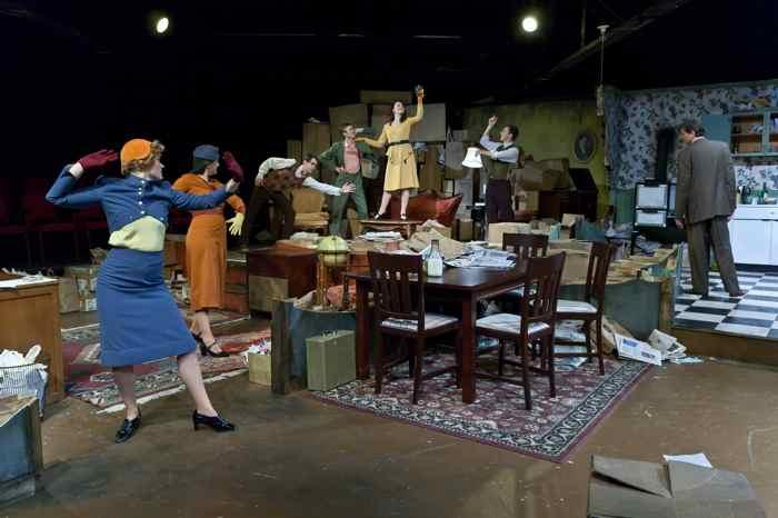 Unspeakable Things, 2010, Sandbox Theatre