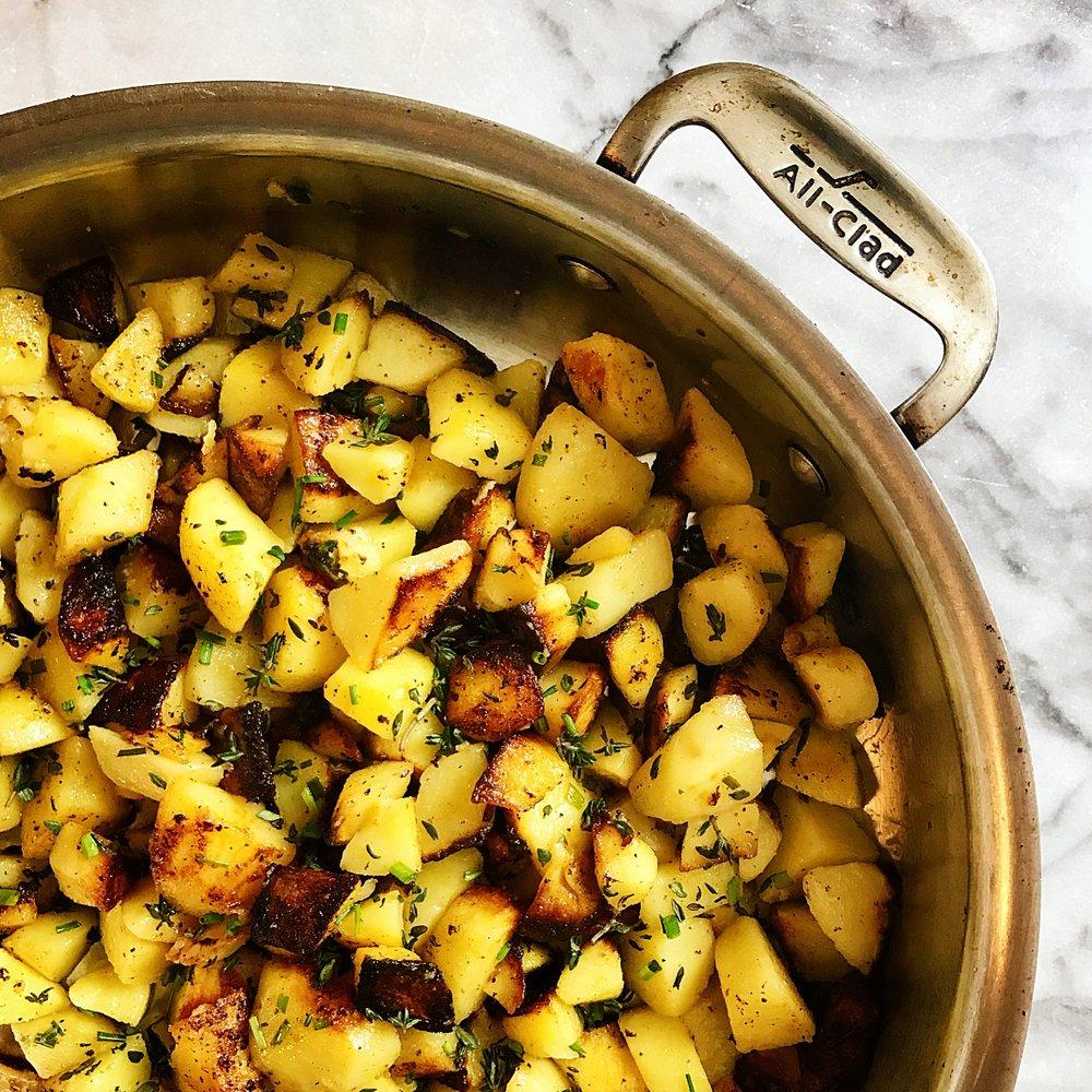 Breakfast potatoes .JPG